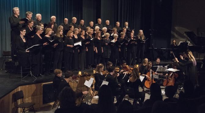 Jubileumskonsert med musikalsk spennvidde