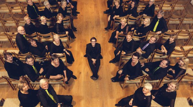 Felles vårkonserter med Abildsø Bygdekor