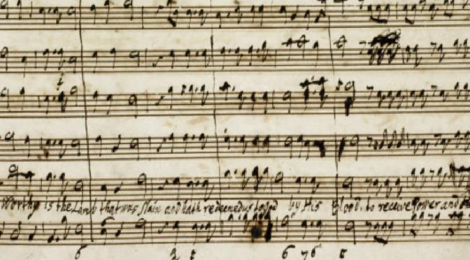 Bli med og syng Händels Messiah i høst!